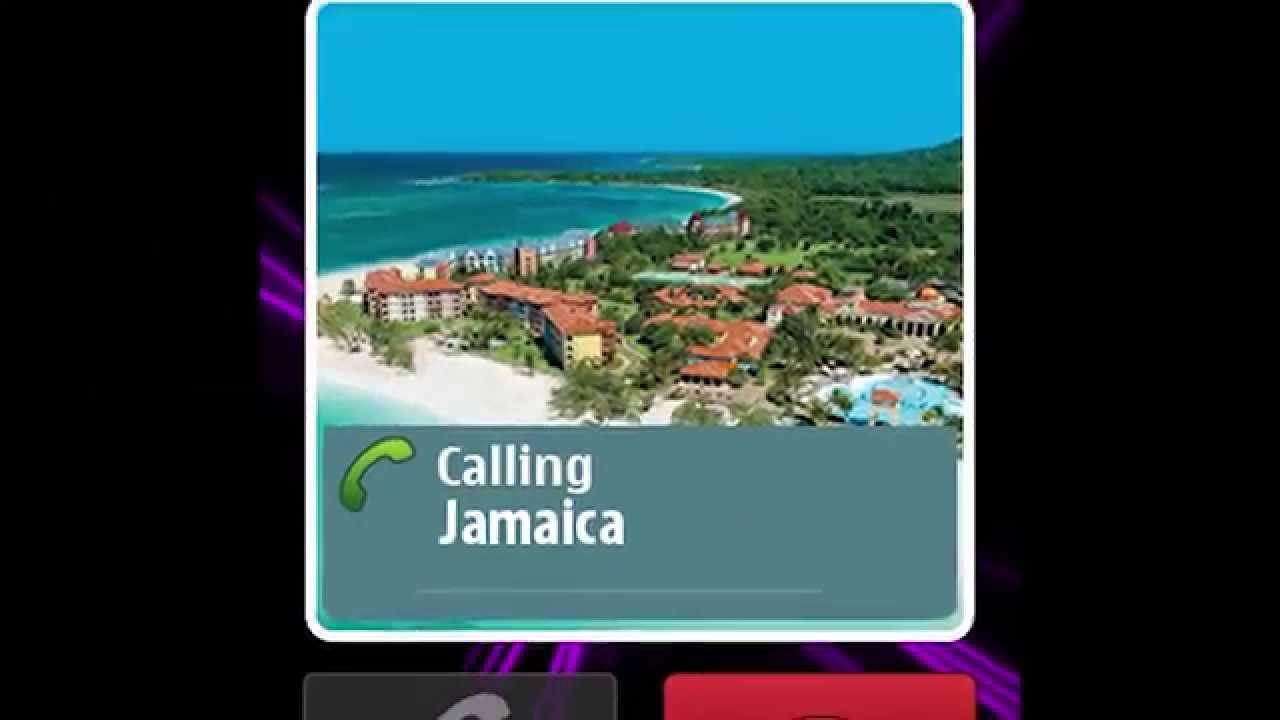 how to make a call to jamaica
