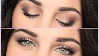 Naked 3 Daytime Eyeshadow Tutorial!