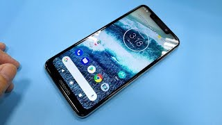 Motorola MOTO P30 PLAY Hands On