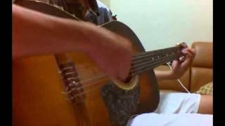 Chỉ cần em hạnh phúc guitar cover Anh Vũ!!
