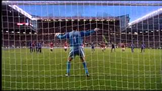 Manchester United 2-0 Arsenal (Ruud Van Nistelrooy