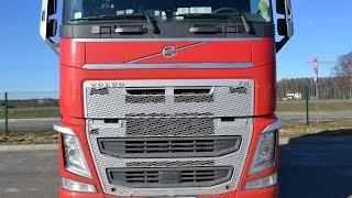 Тягач Volvo FH в новой кабине | Обзор