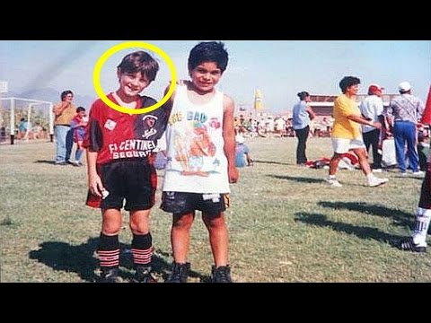 LIONEL MESSI - FROM LITTLE BOY TO THE BEST EVER - NEVER GIVE UP | HD