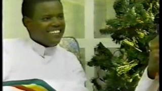 Yehunie Belay interview with Ethiopian Marathon Superstar Haile gebreselassie on ETV 1993