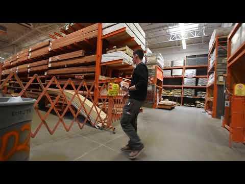 Kitchen Renovation - Home Depot Trip