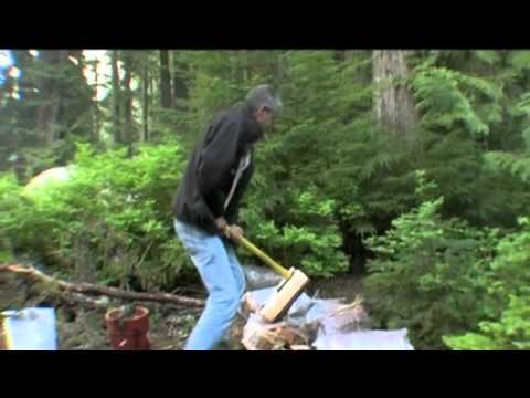 """Anthony Bourdain Camping Sequence on """"No Reservations"""""""