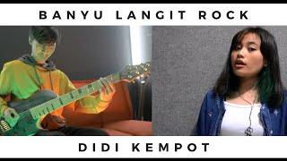 Download Mp3 Banyu Langit Rock - Didi Kempot - Cover By Jeje Guitaraddict Ft @lizza10._