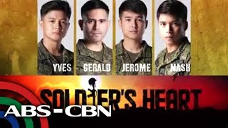 Korina meets the boys of A Soldier's Heart | Rated K