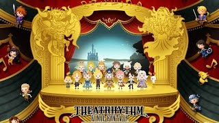 CGR Undertow - THEATRHYTHM FINAL FANTASY CURTAIN CALL review for Nintendo 3DS