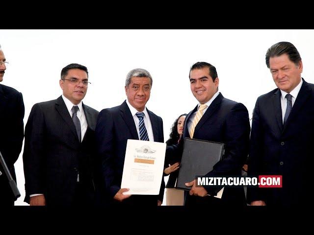 Con Escrituras, UPN Zitácuaro tendrá acceso a nuevos recursos