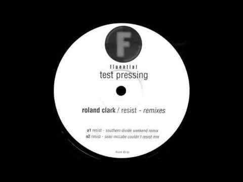 Roland Clark - Resist (accapella, 2004)