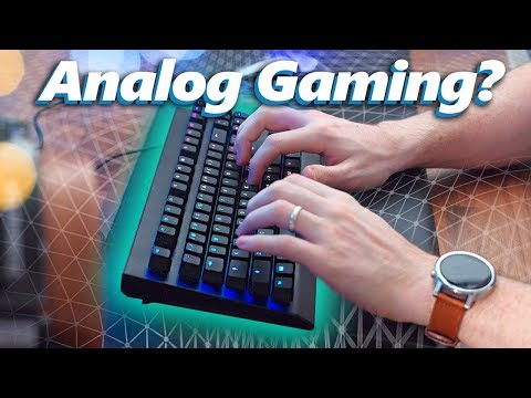 This CHANGES How You Game - Wooting One RGB Keyboard Review!
