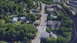 Boston Marathon Course Flyover