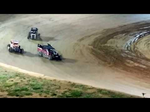 Dwarf Easter Feature @ Wartburg Speedway (4-15-17)