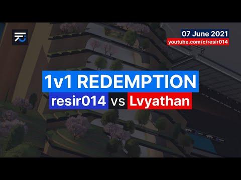 [TrackMania] 1v1 Redemption: resir014 vs. Lvyathan (05 June 2021) |