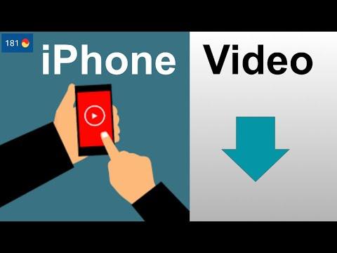 IPhone 如何下載網路影片