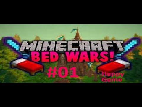 Minecraft Bedwars Happy Game Guter Start Ins Neue Projekt YouTube - Minecraft bedwars jetzt kostenlos spielen