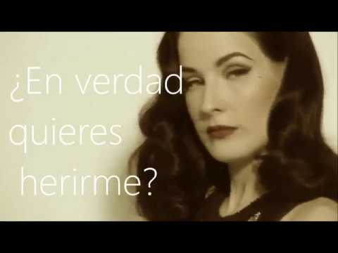 скачать бесплатно Dita Von Teese Do You Really Want To Hurt Me