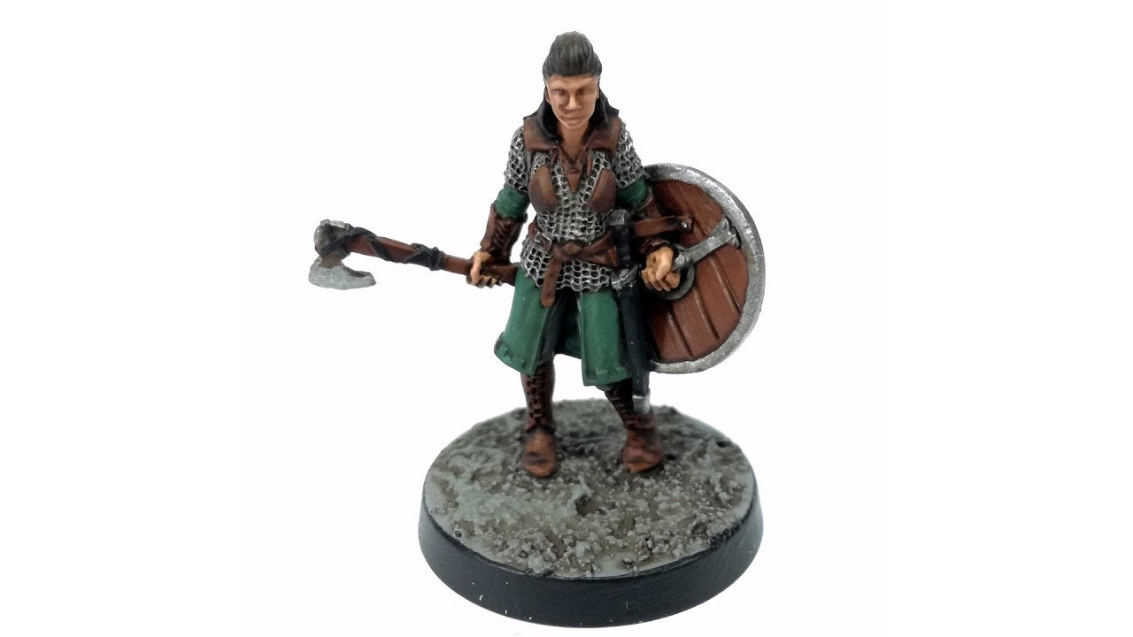 How I Paint Things - Your First D&D Miniatures