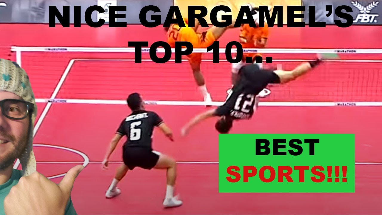 Top 10 Sports!