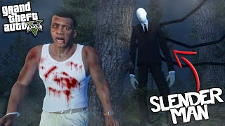 SLENDER MAN has found LOS SANTOS (GTA 5 Mods)