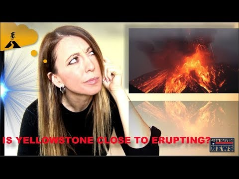 PANIC?! What The Heck Is Happening At Yellowstone Supervolcano?!!!