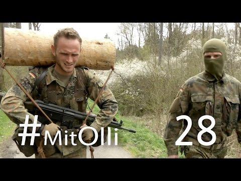 Mit Olli beim KSK – Kommando Spezialkräfte der Bundeswehr (2/6)