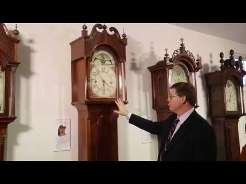 Musical Clock Exhibit Willard Museum