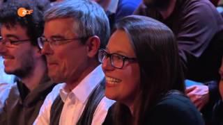 Das Lachen friert ein ab Min. 1:38 / Realsatire von Alfred Dorfer