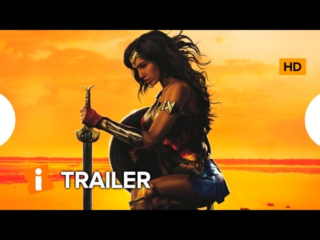 Mulher Maravilha    Trailer Final Legendado