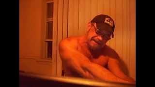 BANDY THE RODEO CLOWN - REBEL MANN (shirtless)