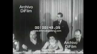 DiFilm - Festejos dia del periodista (1965)