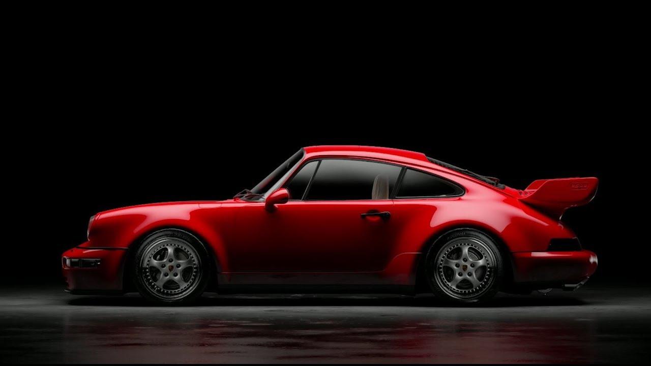 9:11 Magazine: Recreating A Porsche 911 Carrera RS 3.8 In
