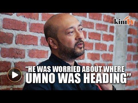 Mukhriz Mahathir: Dad foresaw the start of Umnos rot
