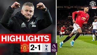 Highlights | Manchester United 2-1 Tottenham | Premier League