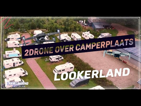 Camperplaats Lookerland 🌴🚐🌴Drone