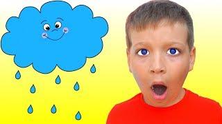 Lluvia lluvia Vete Ya - Canción Infantil   Canciones Infantiles con Max