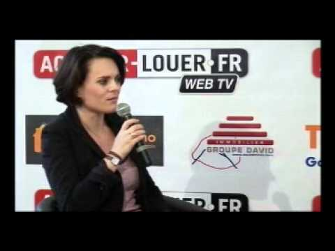 Interview Olivier Decamus - IMAX - Salon de l'immobilier Paris 2012