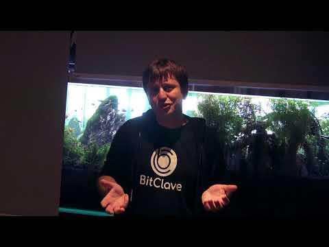 Alex Bessonov, CEO & Co-Founder, BitClave at Token 2049, Hong Kong 2018