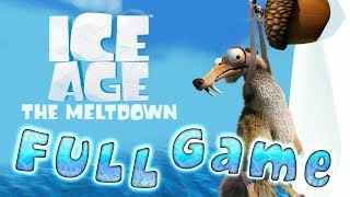 Ice Age 2 : The Meltdown Walkthrough FULL GAME Longplay (PS2, PC, Xbox, Wii, Gamecube)