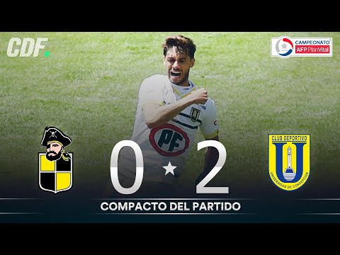 Coquimbo U. De Concepcion Goals And Highlights