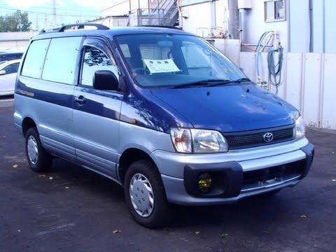 Toyota Liteace Noah 1997 No 269 Youtube