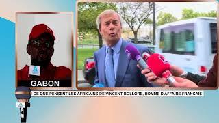 VOX POP VINCENT BOLLORE : ce que pensent les africains de vincent bolloré