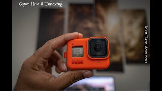 GoPro Hero 8 Unboxing and Must Have Accessories!