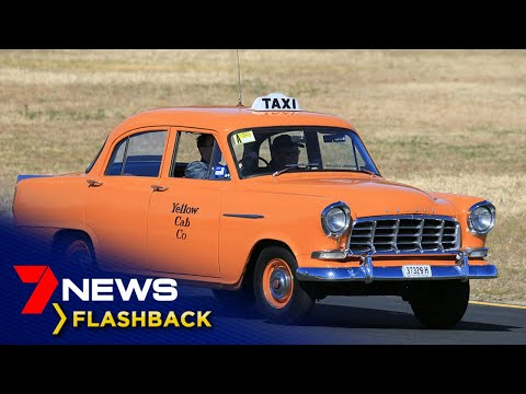 The Changing Face Of Taxis In Brisbane | Flashback | 7NEWS