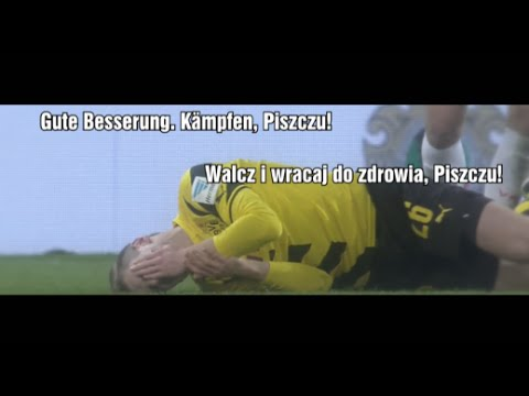 Lukasz Piszczek - Get Well Soon - First Steps 2015   HD