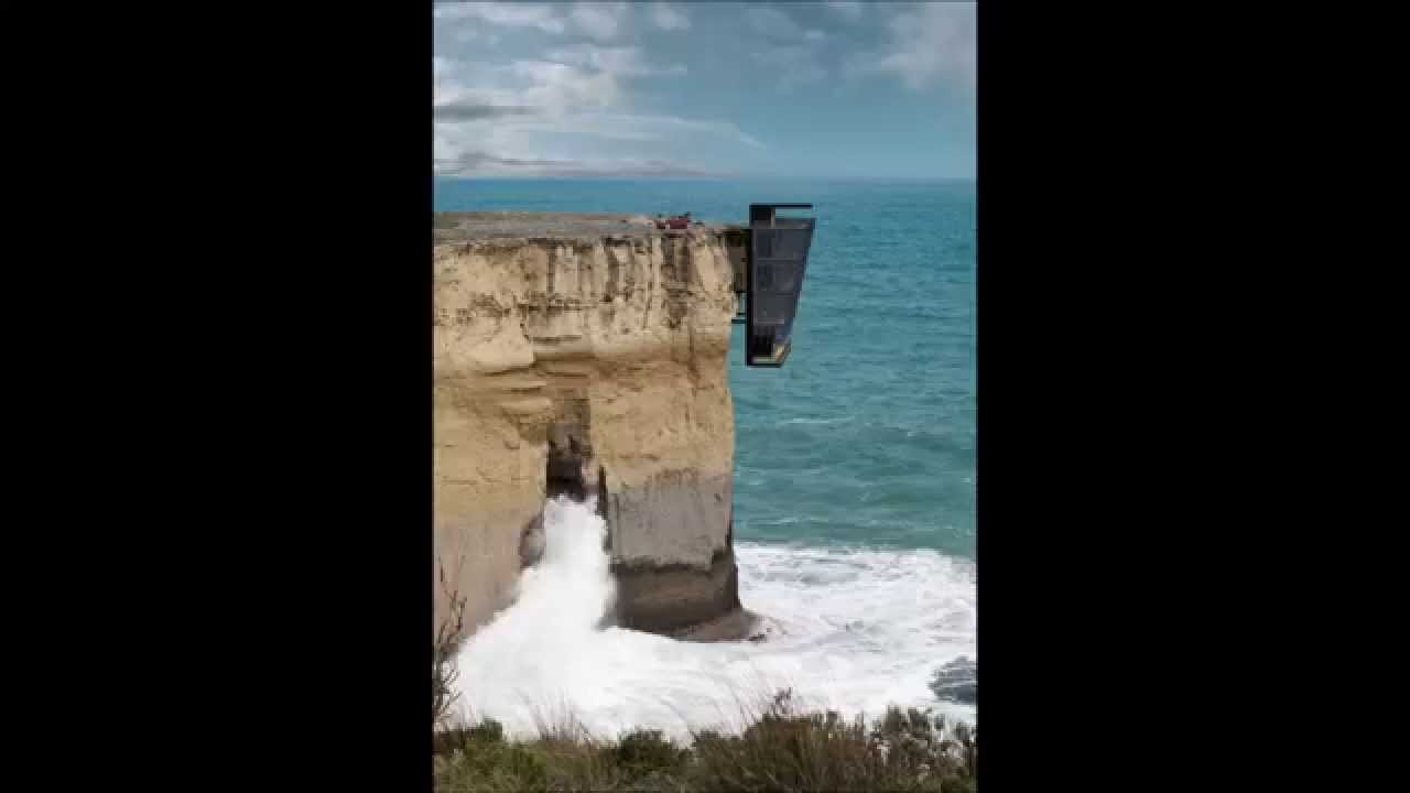 Top Most Amazing And Best Breathtaking Cliff House In Australia
