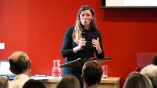 Annie Crombie: Coram-i Permanence Seminar. The contribution of the voluntary sector