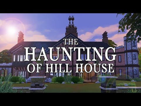 Skin Bones Exterior The Haunting Of Hill House The Sims 4 Youtube