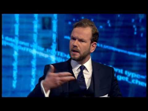 James O'Brien interviews Jimmy Wales on Newsnight